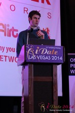Aaron Stein - Director of User Acquisition @ HowAboutWe at iDate2014 Las Vegas