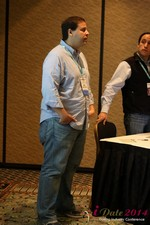 Carlos Magalhaes - CEO of Mentis Dating at the 2014 Internet Dating Super Conference in Las Vegas