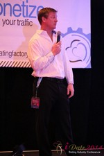 Dr. Jeff Collier - CEO of MateSafe at Las Vegas iDate2014