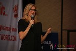 Dr. Wendy Walsh - Reporter @ CNN at the 2014 Las Vegas Digital Dating Conference and Internet Dating Industry Event