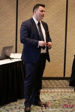 Maciej Koper - CEO of World Dating Company at the January 14-16, 2014 Las Vegas Internet Dating Super Conference