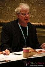 Dr. David Buss at the January 14-16, 2014 Las Vegas Internet Dating Super Conference