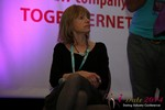 Sharon Jayson of USA today on Mobile Video Dating Technology Panel at the 37th International Dating Industry Convention