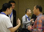 Business Networking  among C-Level Dating Industry Executives at the 41st iDate2015 Beijing convention