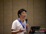 Dr. Song Li - CEO of Zhenai at iDate2015 Beijing