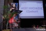 Gloria Diez - Business Development at Wamba at the 2015 Internet Dating Industry Awards Ceremony in Las Vegas