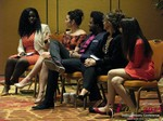 Essence Magazine Panel - Charreah Jackson, Laurie Davis-Edwards, Thomas Edwards, Renee Piane, Julie Spira at the 2015 Las Vegas Digital Dating Conference and Internet Dating Industry Event