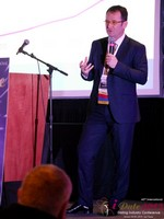 Mark Brooks - Publisher of Online Personals Watch at the 2015 Internet Dating Super Conference in Las Vegas