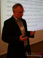 George Kidd Chief Executive From The Online Dating Association ODA  at the October 14-16, 2015 London UK Internet and Mobile Dating Industry Conference