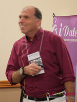 Marc Lesnick Speaking On Utail And Social Promotion For Dating Operators   at the 12th Annual UK iDate Mobile Dating Business Executive Convention and Trade Show