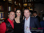 Networking Party At The Library In London For UK Dating And Match Making CEOs And Owners  at the October 14-16, 2015 London UK Internet and Mobile Dating Industry Conference