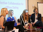 Panel On Effective Collaboration For Offline Dating At at the 2015 London UK Mobile and Internet Dating Expo and Convention