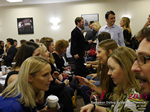 Speed Networking Among CEOs General Managers And Owners Of Dating Sites Apps And Matchmaking Businesses  at the October 14-16, 2015 London UK Internet and Mobile Dating Industry Conference