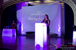 Jenny Gonzalez of Dating Factory Winner of Best Dating Software & Saas at the 2016 iDate Awards Ceremony
