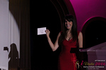 Julie Spira Presenting the Best Mobile Dating App Award in Miami at the January 26, 2016 Internet Dating Industry Awards