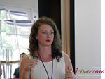 Melissa Mcdonald (Business Development at Yandex)  at iDate2016 Califórnia