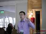 Shang Hsui Koo(CFO, Jiayuan)  at the June 8-10, 2016 Mobile Dating Negócio Conference in Califórnia