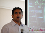 Tushar Chaudhary (Associate director at Verizon)  at the June 8-10, 2016 Mobile Dating Negócio Conference in Califórnia